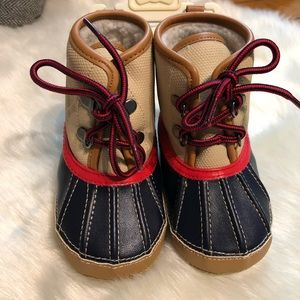 Gap Baby Boy Winter Boots NEW with Tags